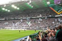 Heimspiel gegen Schalke