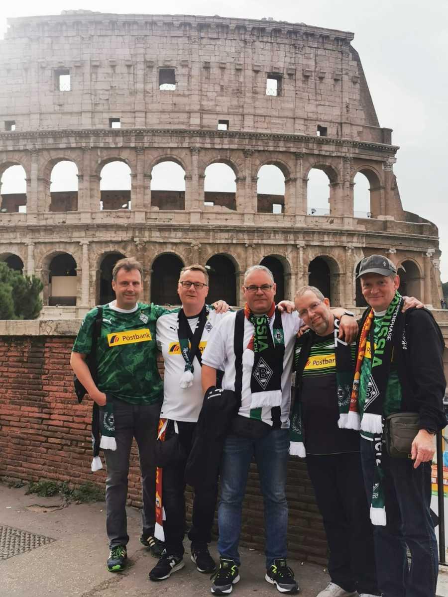 Europapokal in Rom